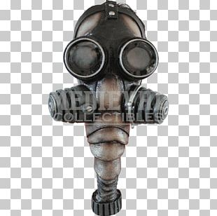 Latex Mask Gas Mask Blindfold Costume PNG