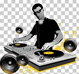 Disc Jockey DJ Mixer Nightclub PNG