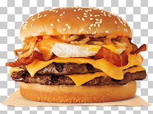 Hamburger Cheeseburger Fast Food French Fries Club Sandwich PNG