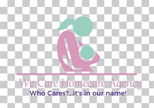 Home Care Service Health Care Caregiver Logo PNG