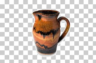 Coffee Cup Ceramic Pottery Vase PNG