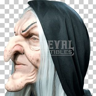 Latex Mask Foam Latex Prosthetic Makeup Halloween Costume PNG
