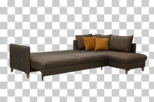 Sofa Bed Chaise Longue Couch Furniture PNG