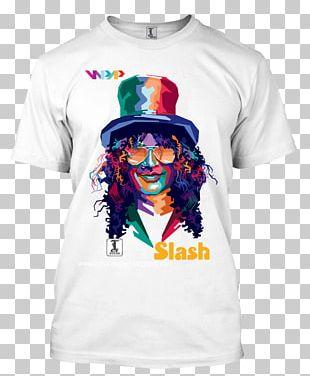 T-shirt Guns N' Roses Artist Musician PNG
