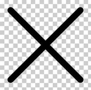 Multiplication Sign Symbol Mathematical Notation PNG