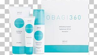 Obagi Medical ELASTIderm Eye Treatment Cream Obagi 360 Exfoliating Cleanser Skin Care PNG