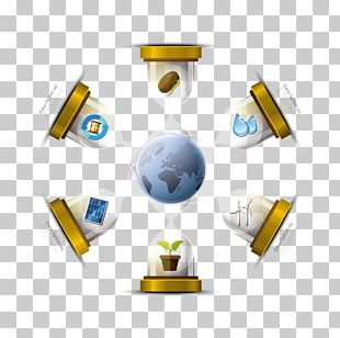 Earth Euclidean Ecology Illustration PNG