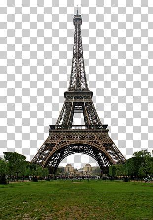 Eiffel Tower Arc De Triomphe Notre-Dame De Paris Seine PNG