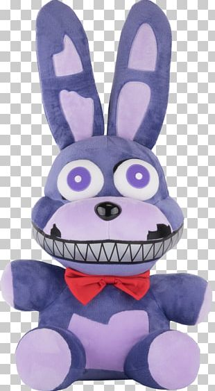 Funko Plush Five Nights At Freddy's 4 Action & Toy Figures PNG