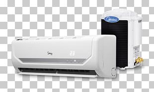 Springer Midea Split Frio 12.000 Sistema Split British Thermal Unit R-410A PNG