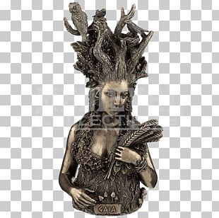 Mother Nature Earth Gaia Goddess Greek Mythology PNG
