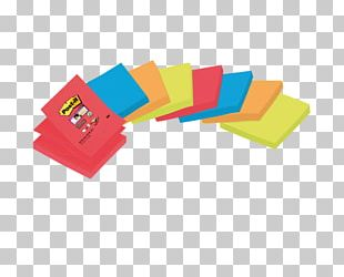 Post-it Note Adhesive Office Supplies Stationery PNG
