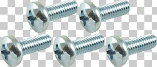 Screw Fastener Machine Nut Zinc PNG