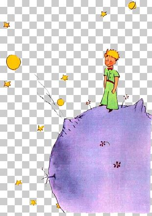 The Little Prince: Le Petit Prince Planet 0506147919 Book PNG