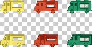 Truck Car Euclidean PNG
