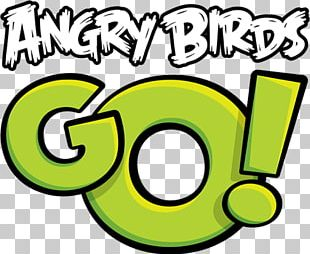 Angry Birds Go Logo PNG