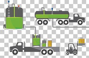 Liquid Level Sensor Industry Solid Tank Truck PNG