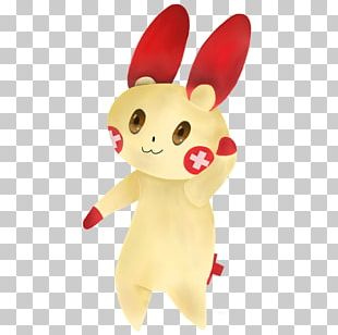 SCP Foundation Rabbit Stuffed Animals & Cuddly Toys Plusle Wiki PNG