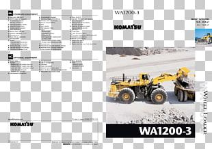 Komatsu Limited Heavy Machinery Loader Architectural Engineering PNG