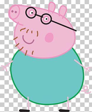 Daddy Pig Mummy Pig George Pig Granny Pig PNG