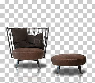Furniture Wing Chair Couch Baxter International PNG