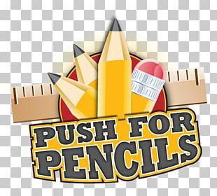Logo School Supplies Pencil PNG