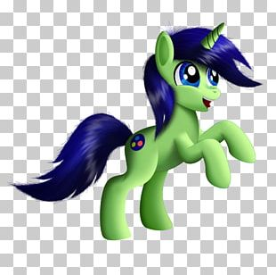 Horse Figurine Tail Legendary Creature Animated Cartoon PNG