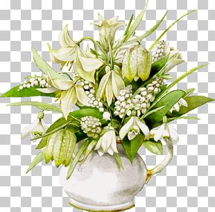 Lily Of The Valley Happiness Grandmother's Day Flower PNG