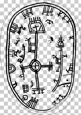 Sami Drum Drums Shamanism Frame Drum PNG