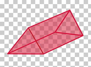 Triangle Prism Geometric Shape Geometry PNG