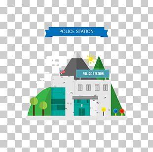 Police Station PNG
