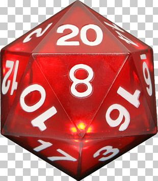 D20 System Critical Hit Dice Set Game PNG