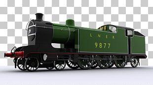 Railroad Car Rail Transport Locomotive Steam Engine Motor Vehicle PNG