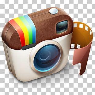 Instagram Social Media Logo PNG