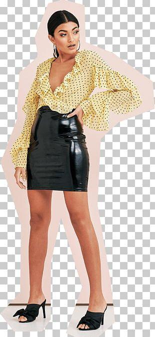 Fake Fur Fashion Jacket Fur Clothing 1990s PNG