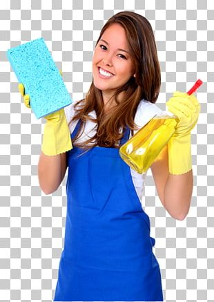 Maid Service Cleaner Cleaning Domestic Worker House PNG