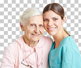 Home Care Service Old Age Health Care Aged Care Caregiver PNG