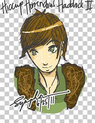 Human Hair Color Cartoon Poster Character PNG