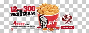 KFC Chicken Fingers Crispy Fried Chicken Fast Food PNG