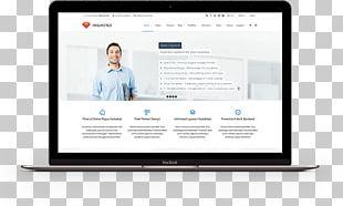 Theme WordPress Responsive Web Design Web Page PNG