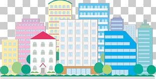 Building Cartoon House Illustration PNG