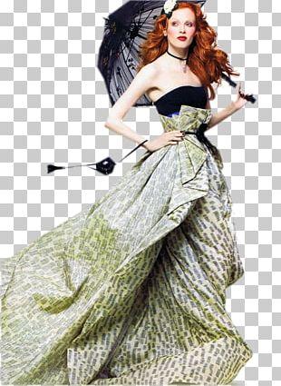 Chanel Fashion Model Vogue Haute Couture PNG
