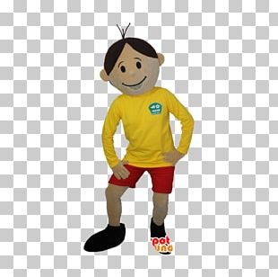 Costume Mascot Sports Yellow Clothing PNG
