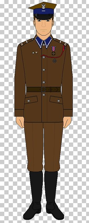 Military Uniform Army Officer Military Rank Costume Design PNG