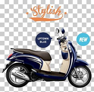 Honda Scoopy Scooter PT Astra Honda Motor Motorcycle PNG