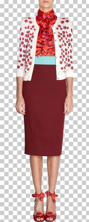 Polka Dot Outerwear Fashion Skirt Dress PNG