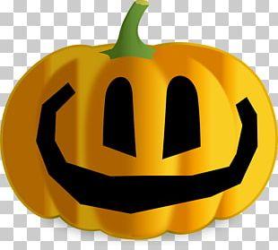 Jack-o'-lantern Pumpkin Halloween PNG