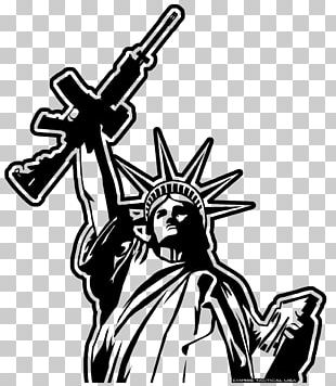 Statue Of Liberty Drawing PNG