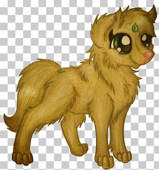 Dog Breed Lion Cat Snout PNG