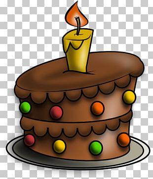 German Chocolate Cake Frosting & Icing Birthday Cake PNG